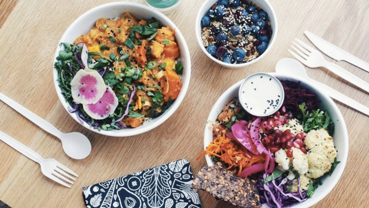 9 Places You Can Get Delicious Gluten Free Meals In Toronto