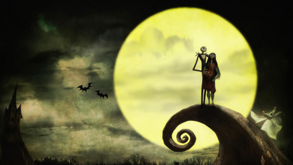 You Can Now Go To A Tim Burton-Themed Art Show In Toronto