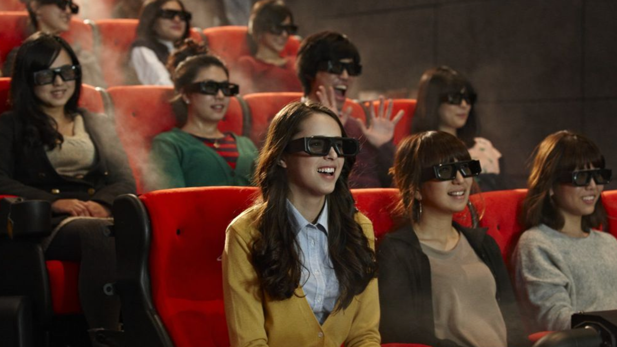 A 4D Theatre With Moving Chairs And Special Effects Is Coming to Toronto