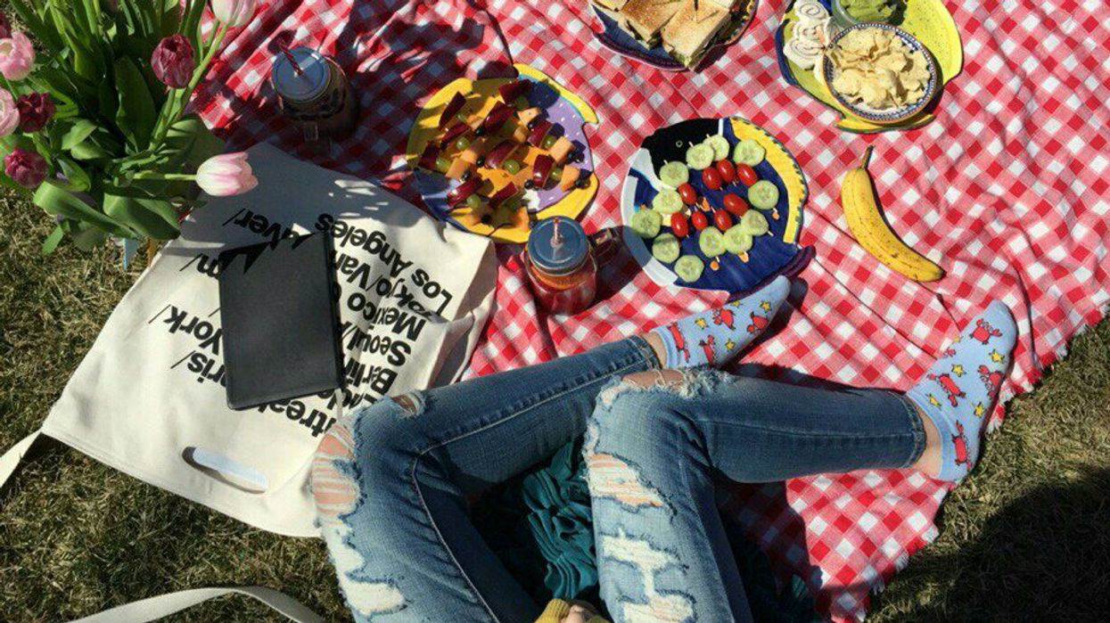 20 Beautiful Places To Go On A Picnic In Toronto