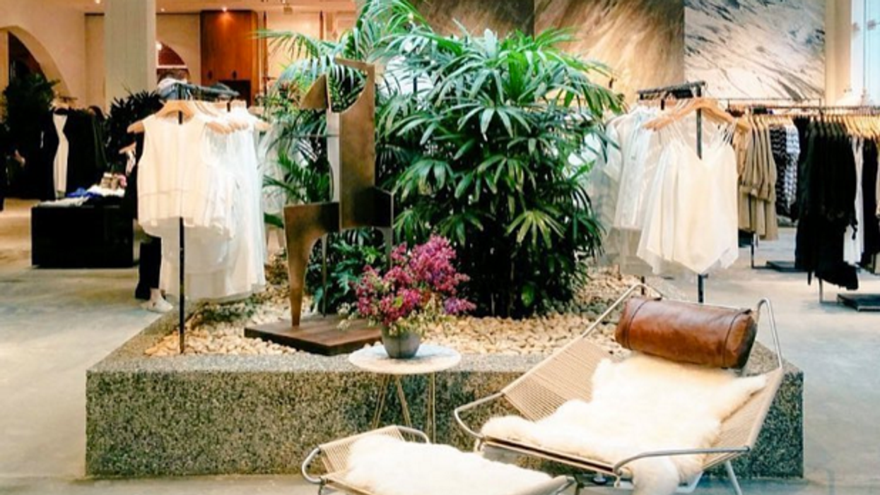 Aritzia Is Opening A Completely Different Boutique In Toronto