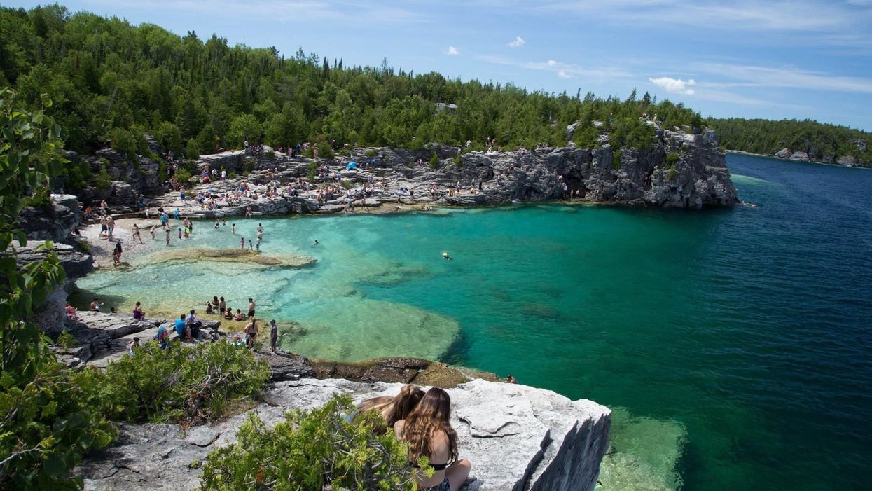 8 Places Near Water In Ontario Where You Can Go Camping