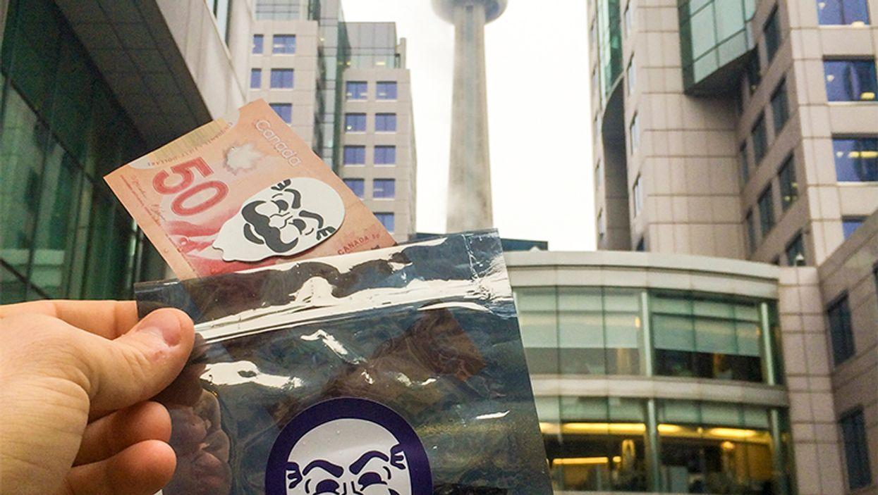 A Secret Group Is Hiding Free Money Around Toronto