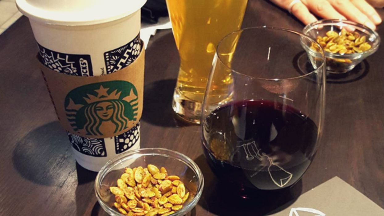 Starbucks Will Now Sell Craft Beer And Wine In Toronto