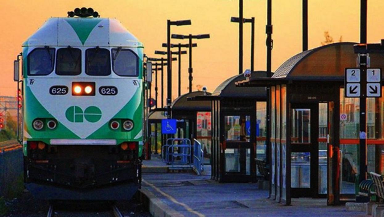 GO Transit To Start A New Courtesy Campaign To Improve Train Etiquette