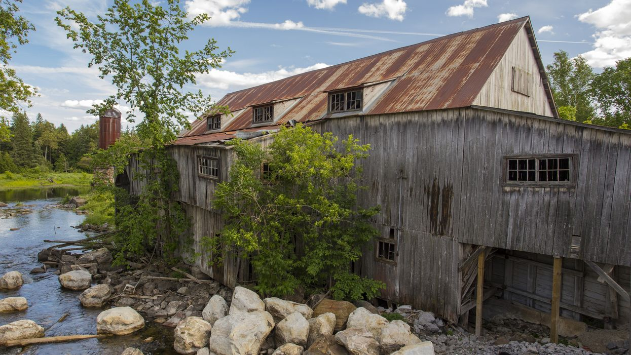 10 Creepy But Beautiful Ghost Towns You Can Visit In Ontario