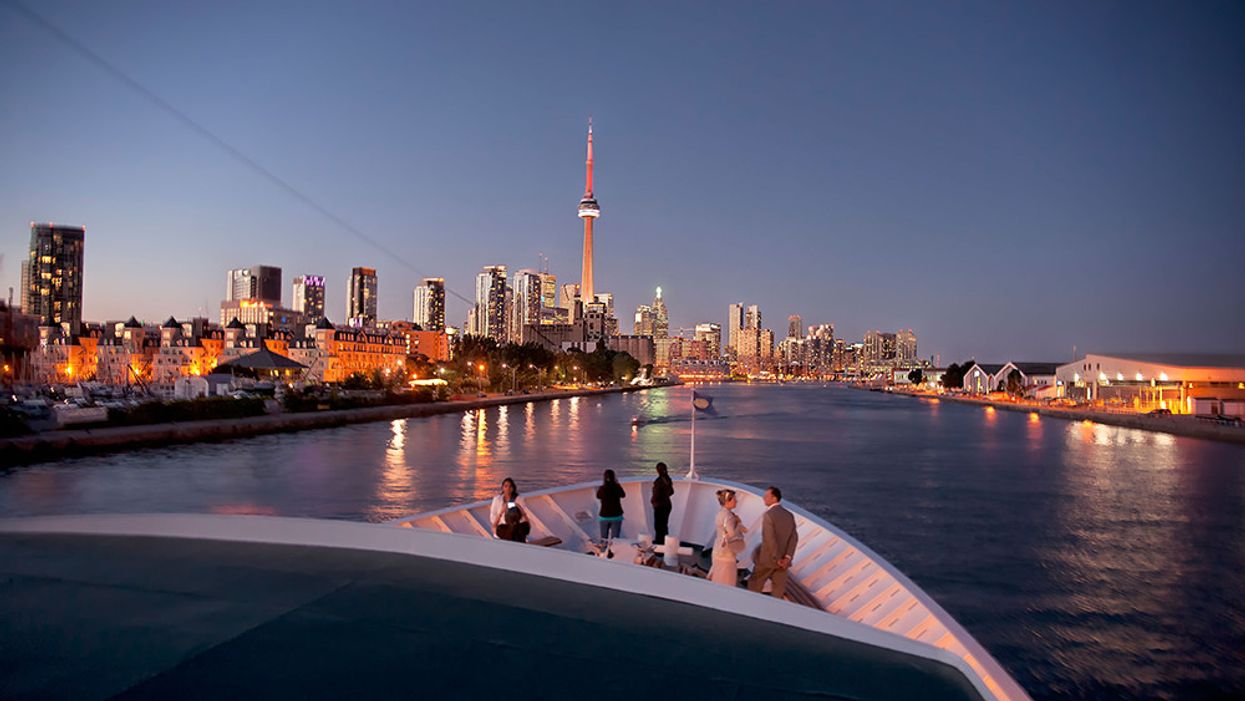 7 Reasons Why Your Next Toronto Party Should Be On A Boat