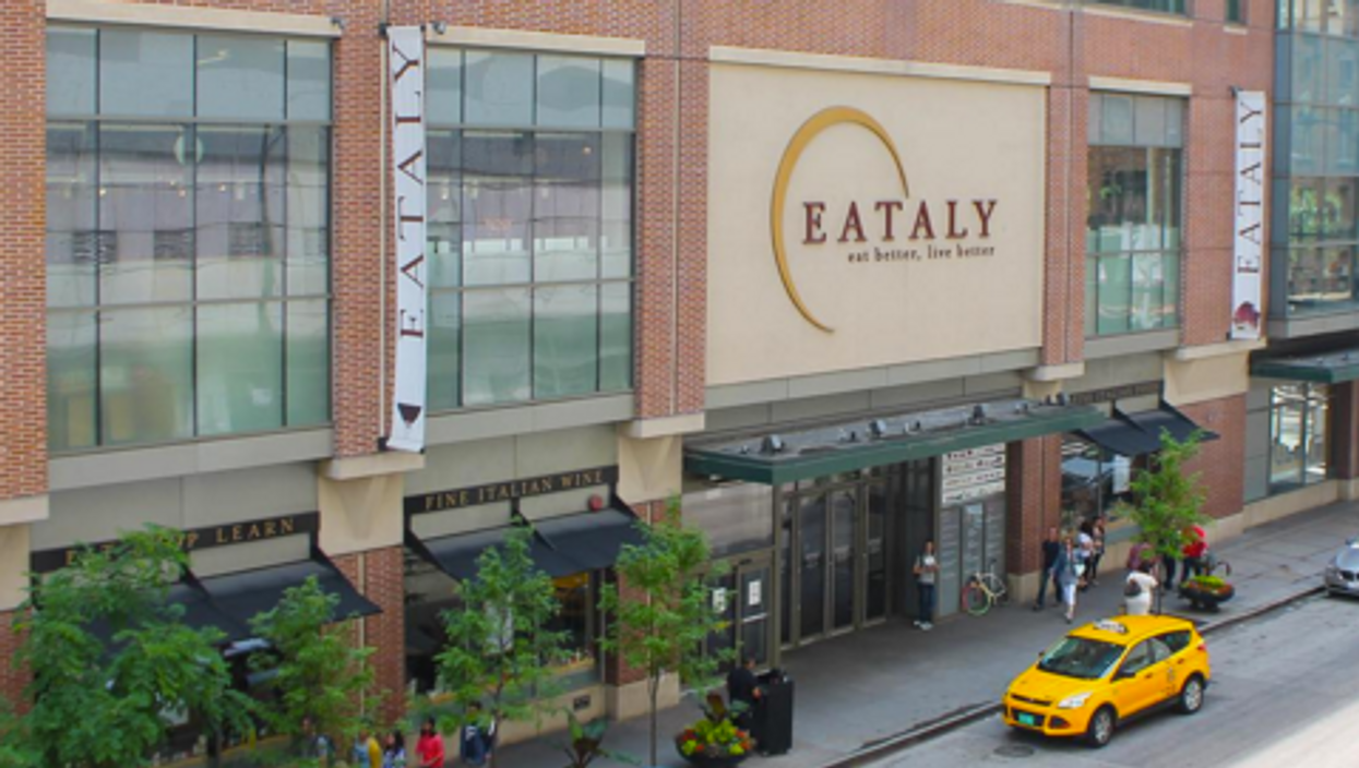 Eataly Is Finally Coming To Toronto