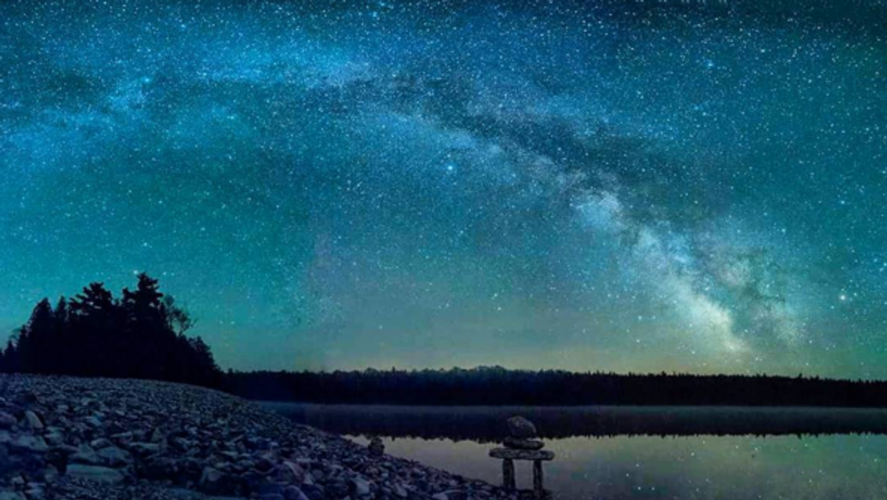 9 Beautiful Places To Go Stargazing In Ontario