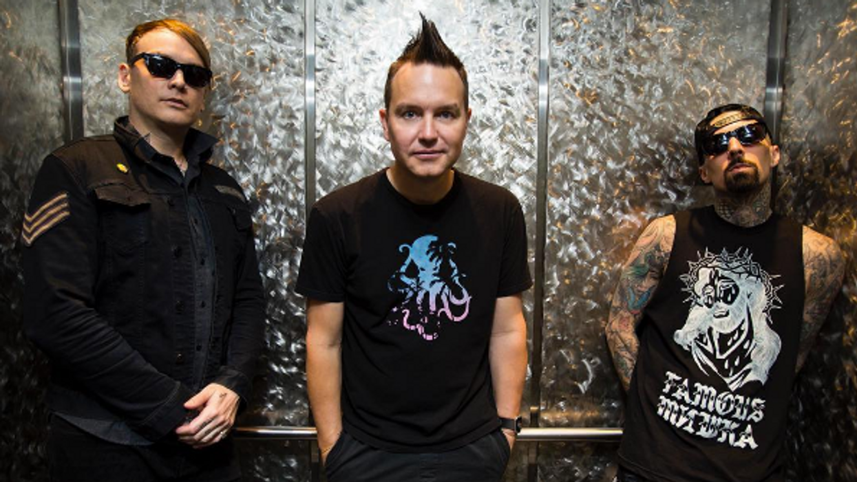 Blink 182 Is Coming To Toronto And All Your 90s Dreams Will Come True