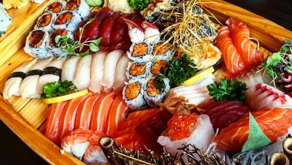 16 Best Late-Night Sushi Restaurants In Toronto
