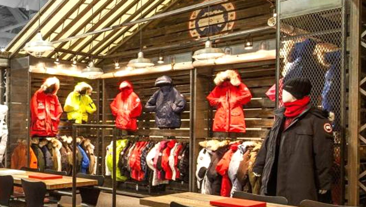 A Stand-Alone Canada Goose Store Is Coming To Yorkdale This Year