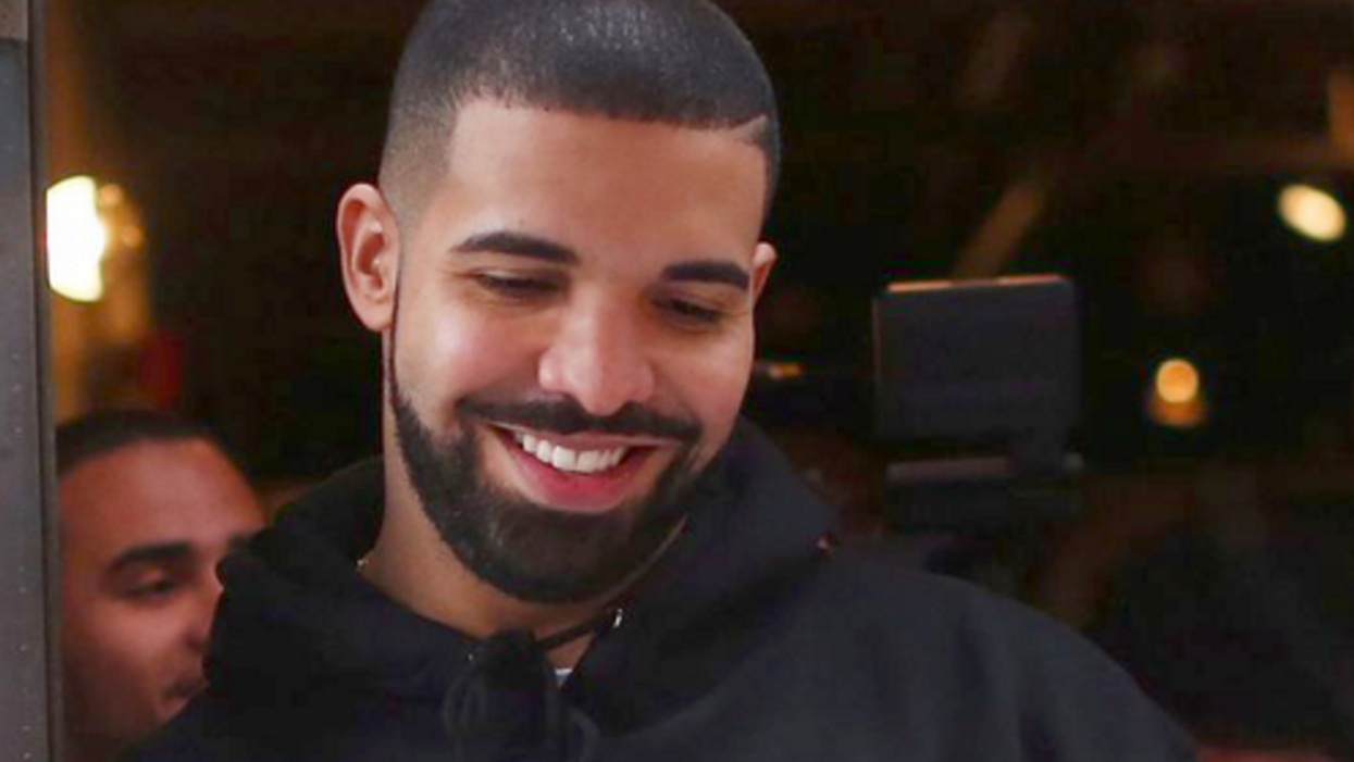 Looks Like Drake Might Have A New Girl