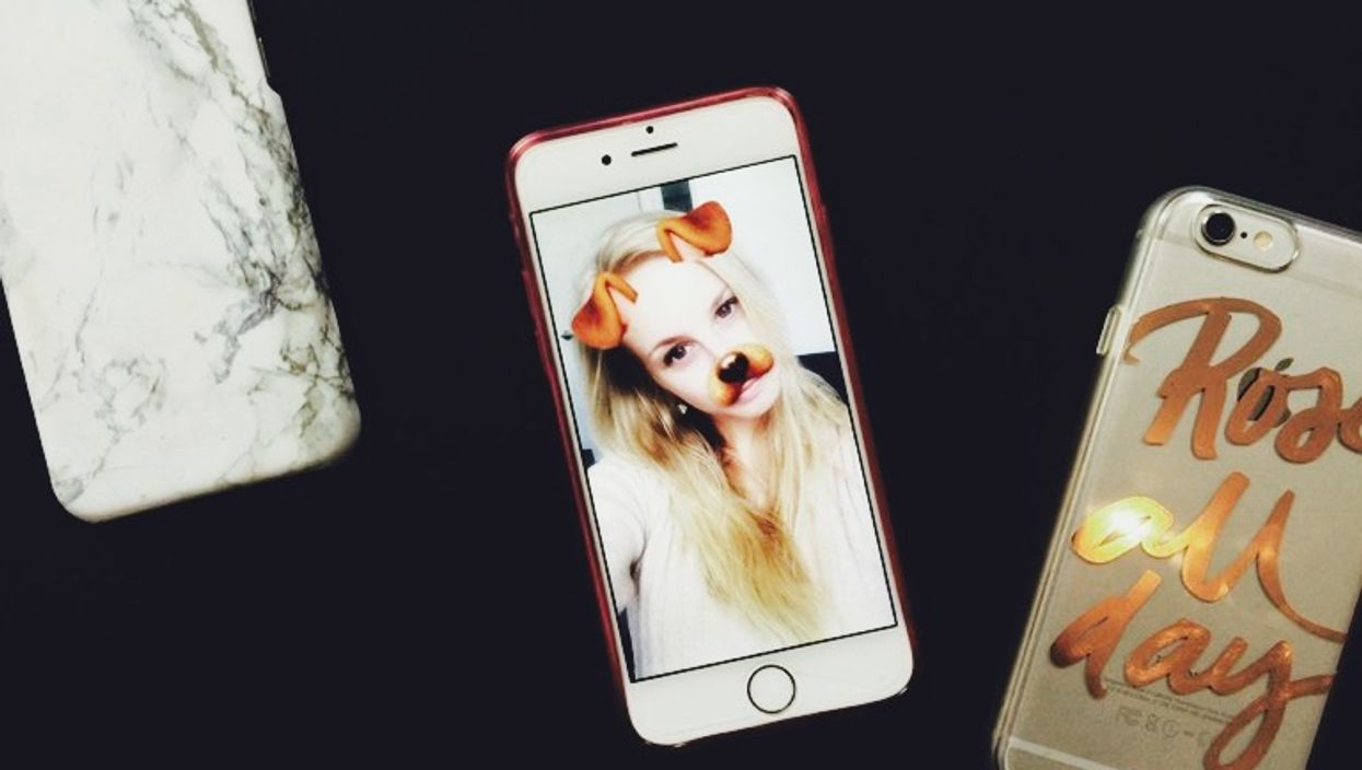 13 Snapchat Filters & What They Say About You