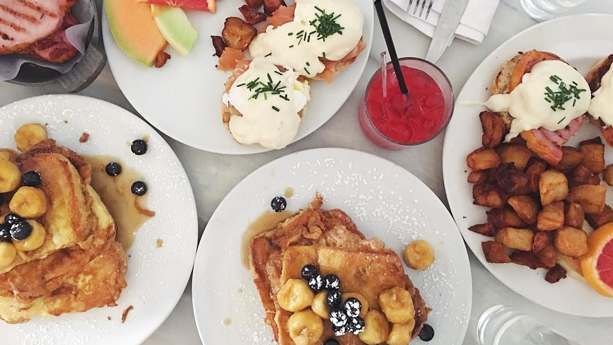 14 Mouth-Watering All Day Breakfasts In Toronto