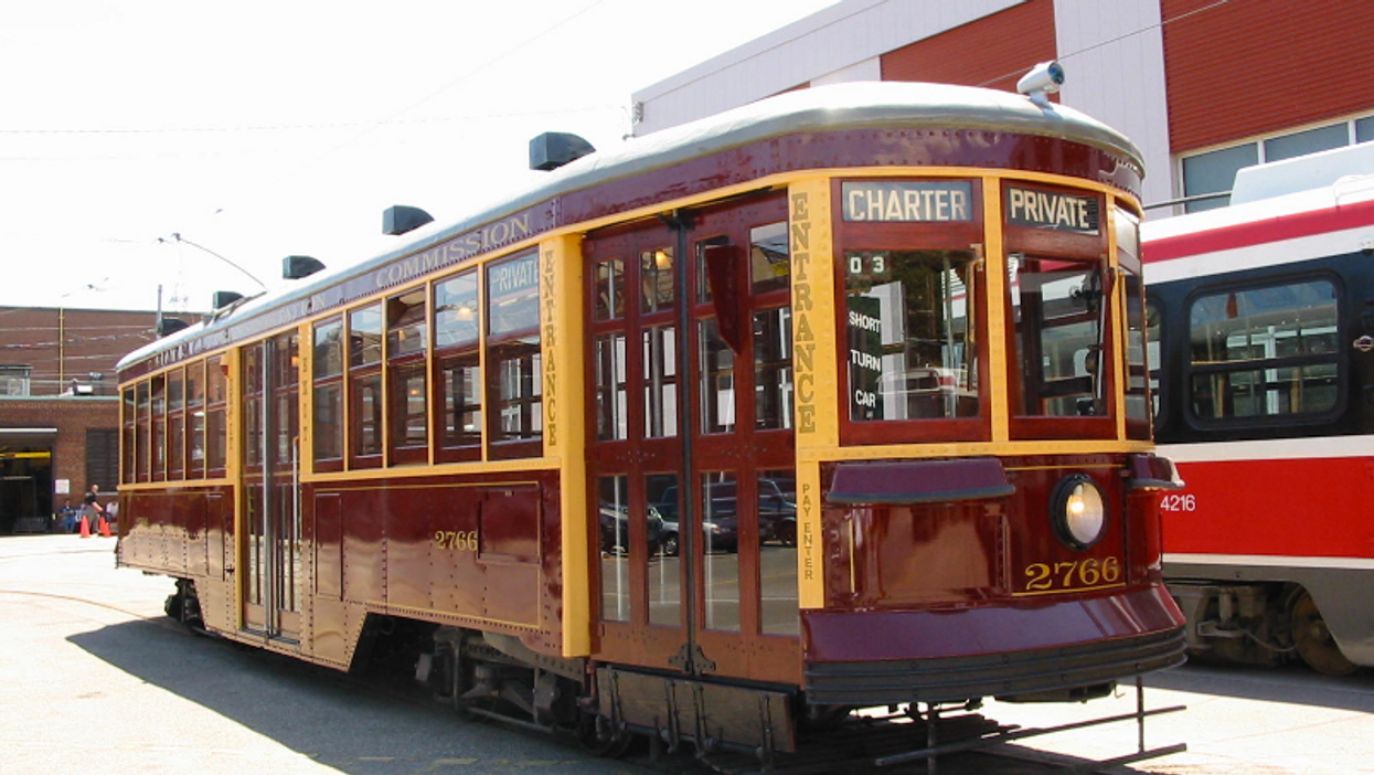 Toronto To Get Vintage Streetcars This Summer
