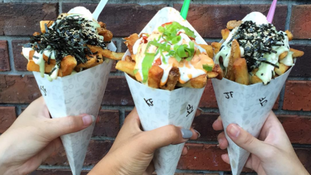 8 Of The Best French Fries In Toronto