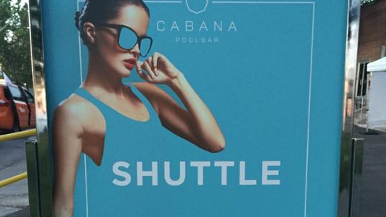 Beck Taxi Is Offering Free Rides To Cabana All Summer