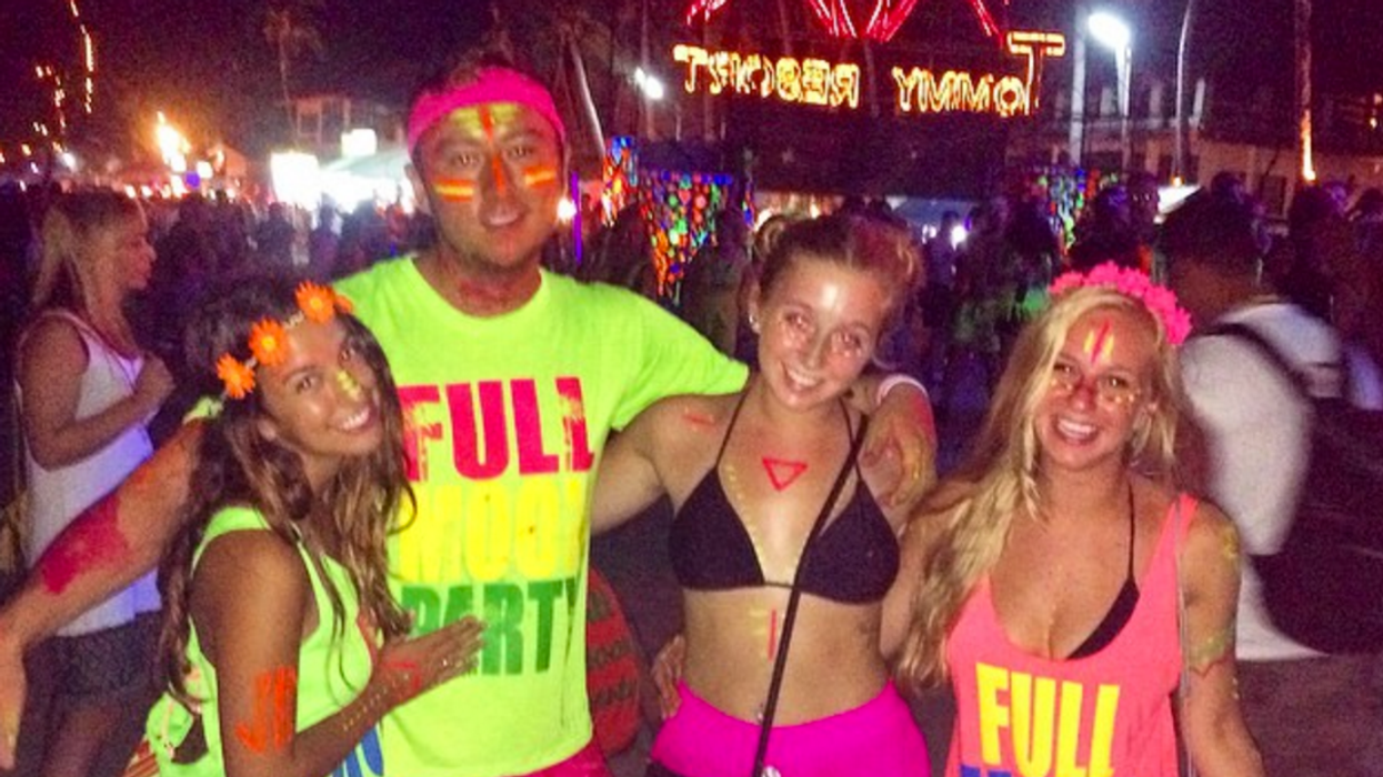 Toronto Is Having It's Own Full Moon Party