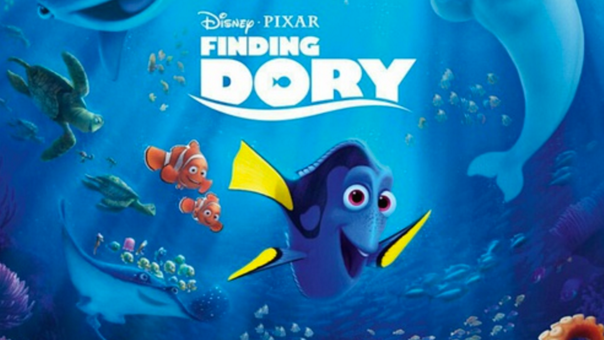 """You Will Be Able To Drink During """"Finding Dory"""" Because It's Coming To VIP Theatres"""