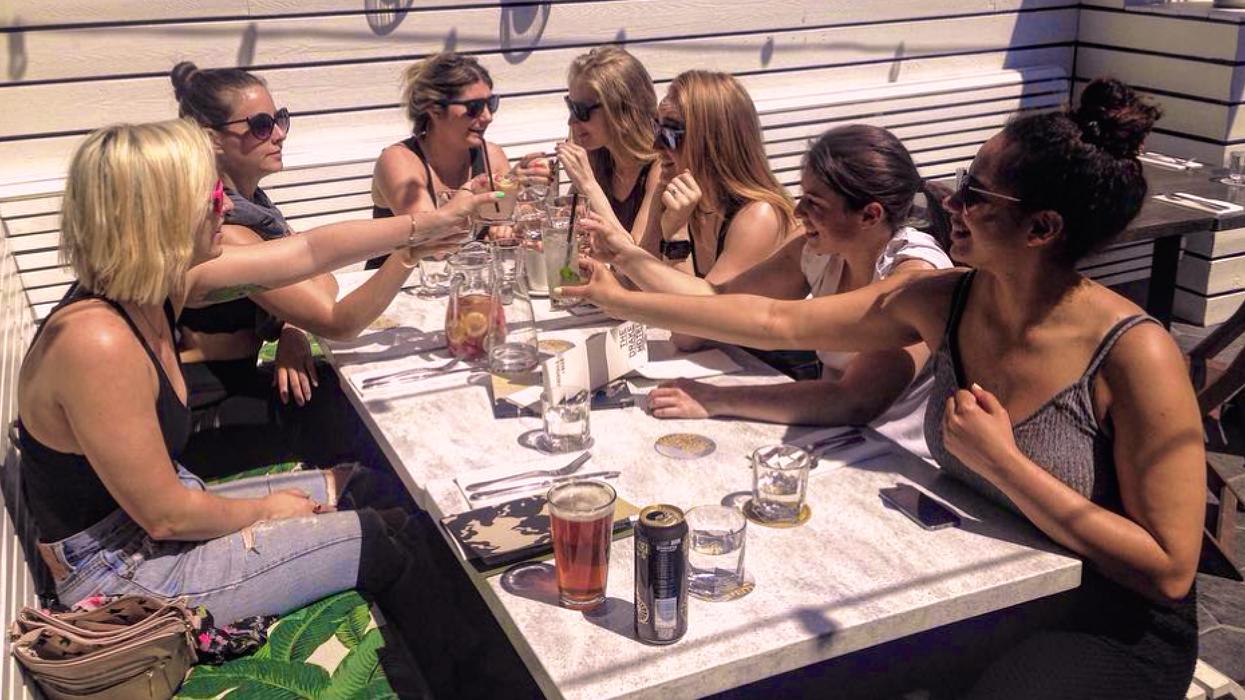 13 Toronto Restaurants For Your Next Girl Gang Reunion