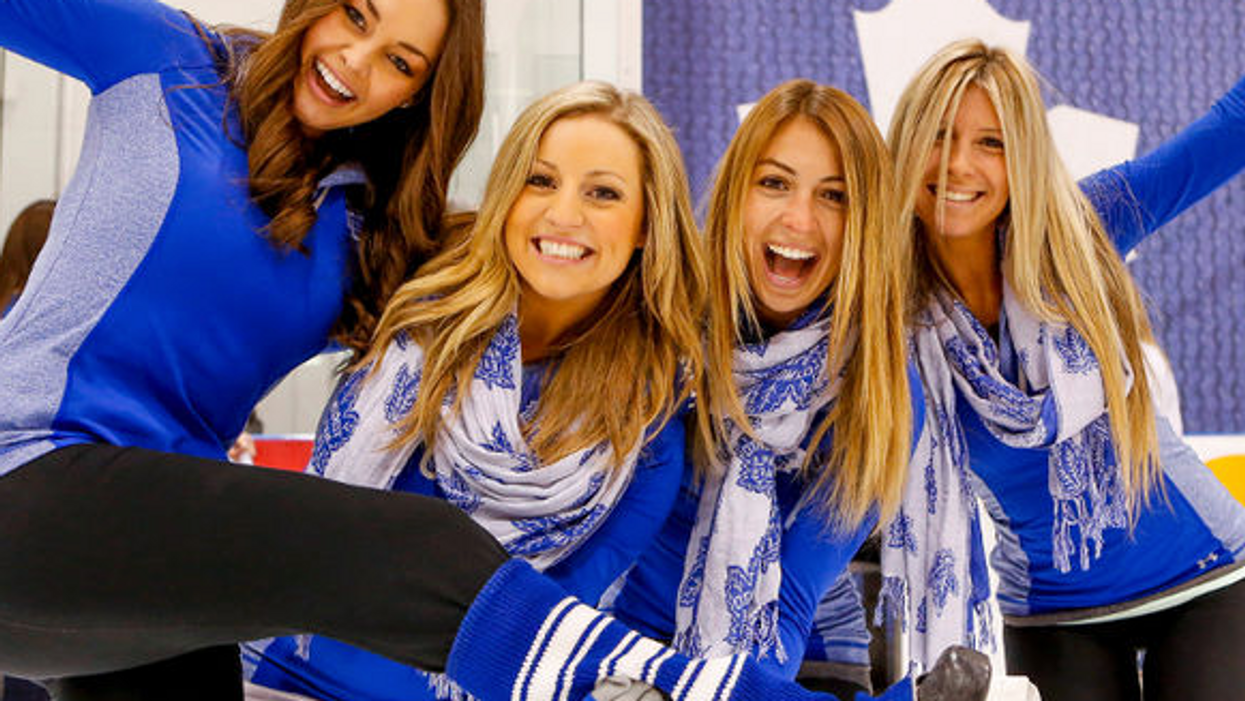 The Toronto Maple Leafs Are About To Get A Lot Less Sh*tty