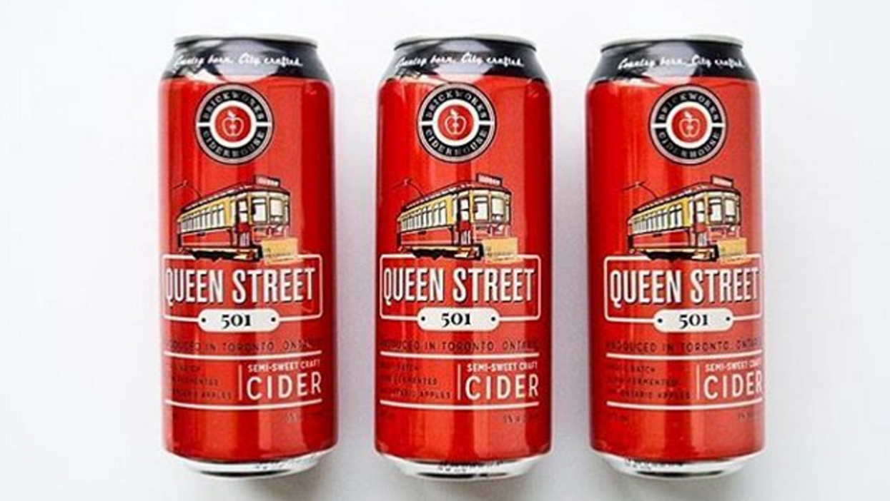 You Can Now Buy Cider In Ontario Grocery Stores