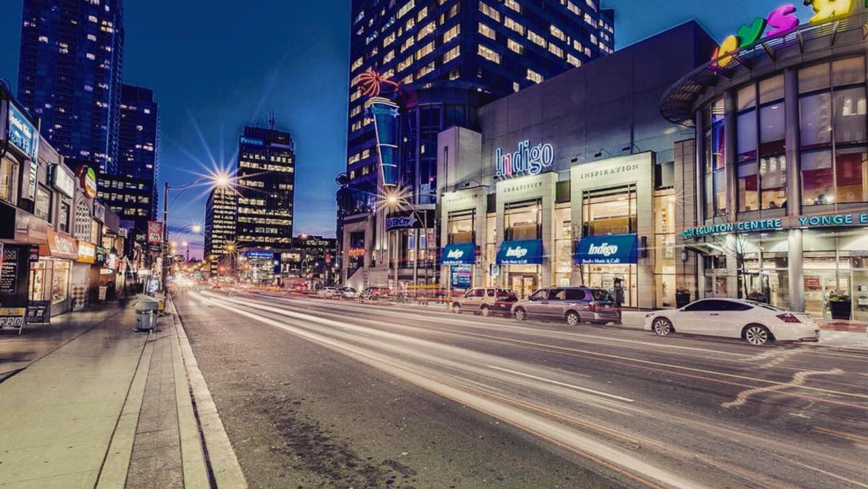 19 Signs You Grew Up In Yonge And Eglinton