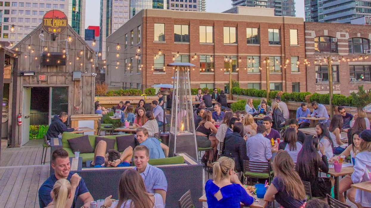 11 Toronto Patios For Every Summer Vibe
