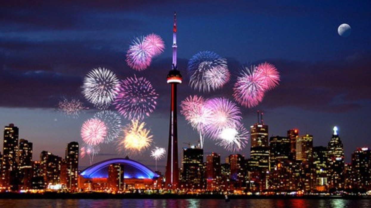 9 Places In Toronto To See The 2016 Canada Day Fireworks