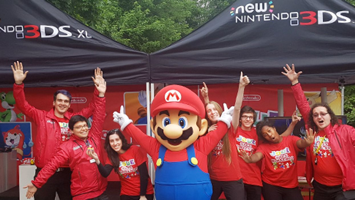 Nintendo Is Holding A Massive Video Game Session In Toronto