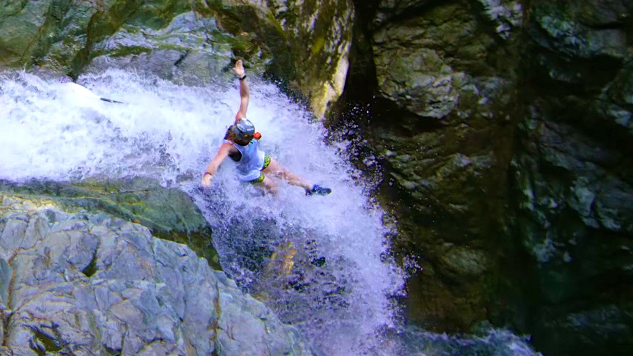 6 Natural Water Slides In Canada That Are Worth The Trip