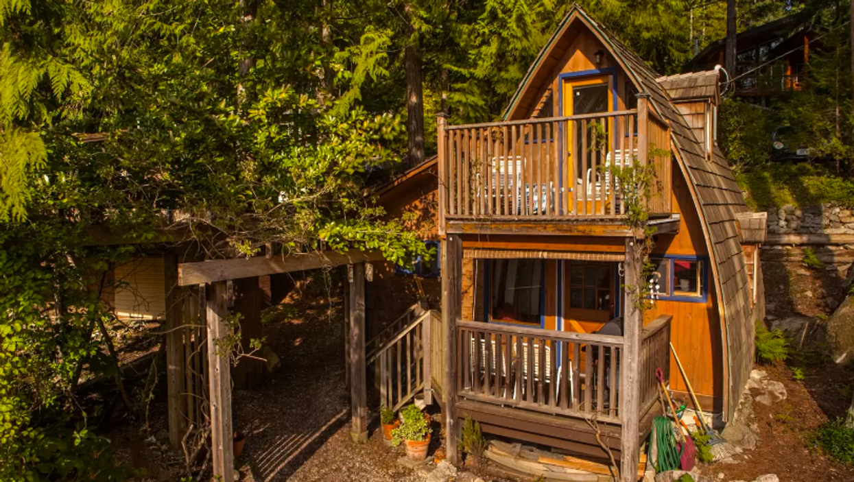 9 Unique Homes You Can Rent In Canada That Are Unlike Anything You've Ever Seen Before