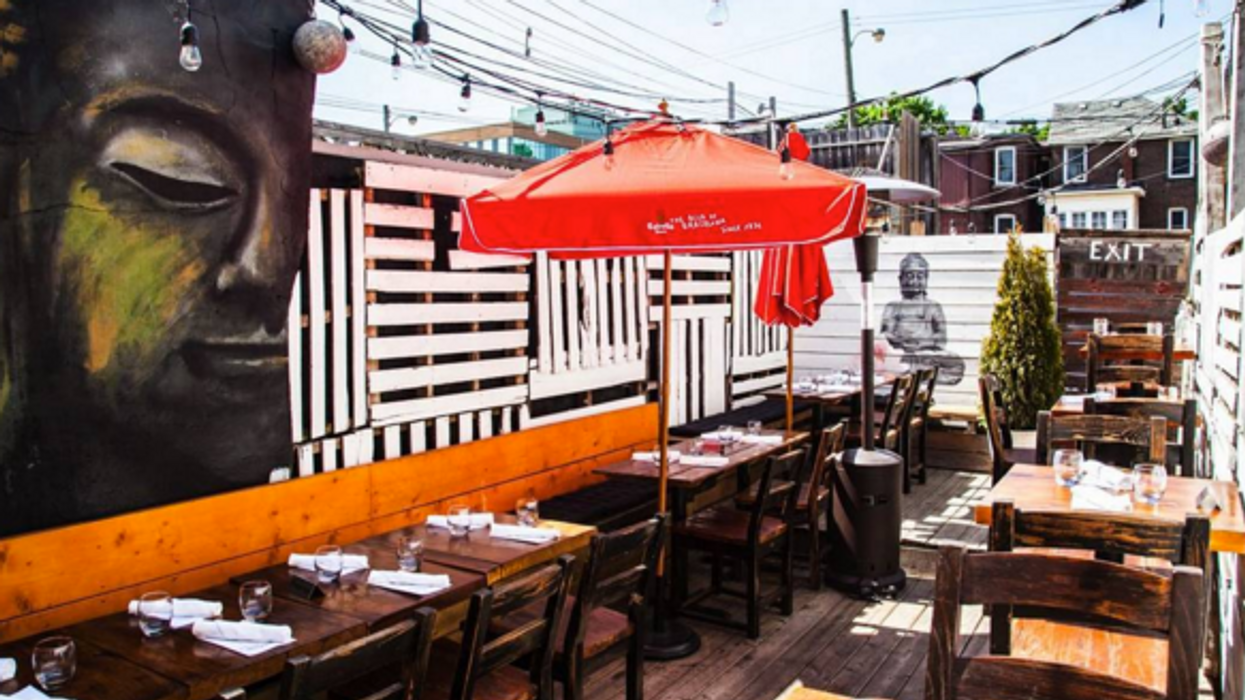 14 New Patios In Toronto To Check Out This Summer