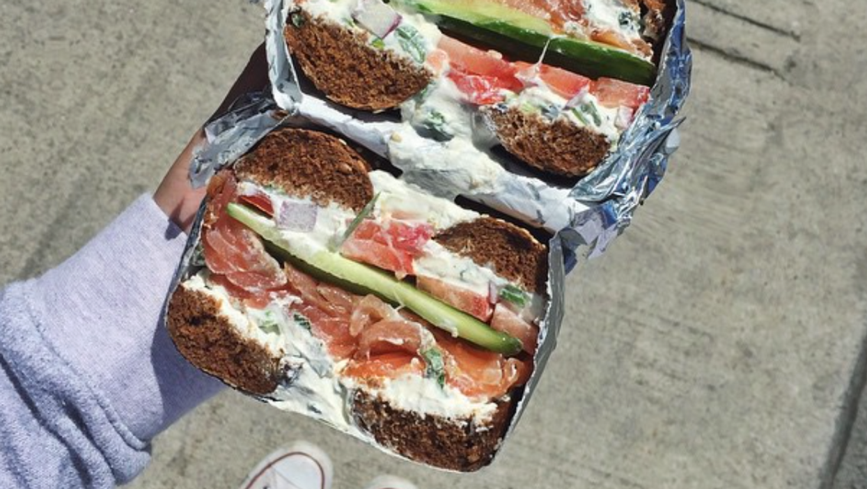 10 Tasty Places To Grab A Bagel In Toronto