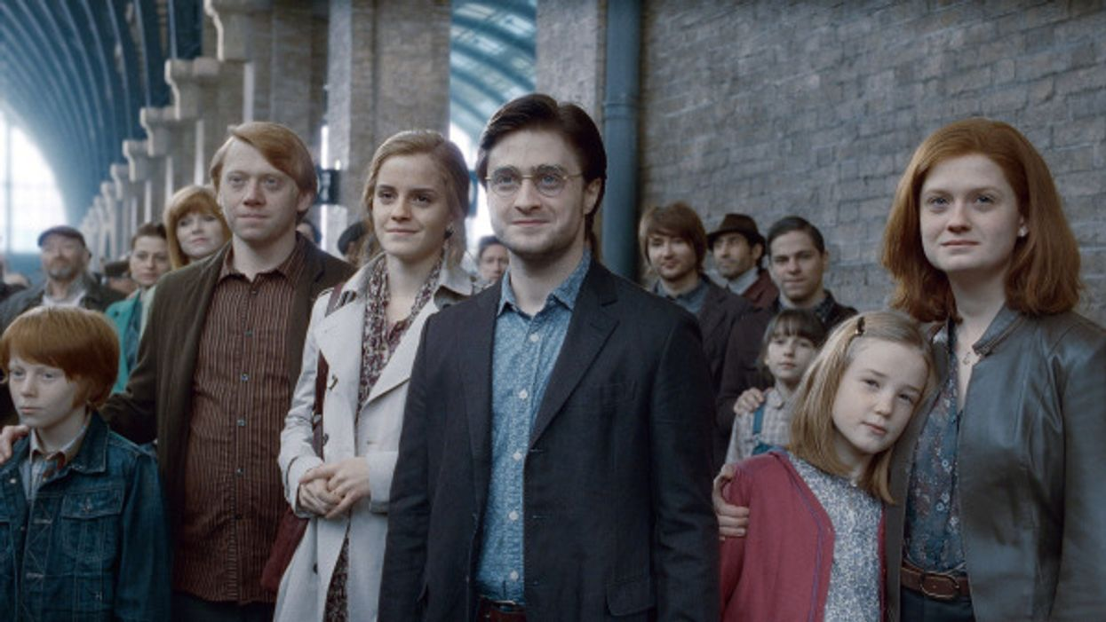 A 'Harry Potter And The Cursed Child' Play Could Be Coming To Toronto