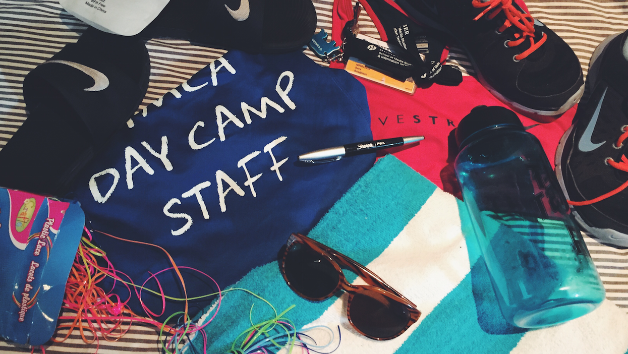 18 Struggles Of Being A Day Camp Counselor