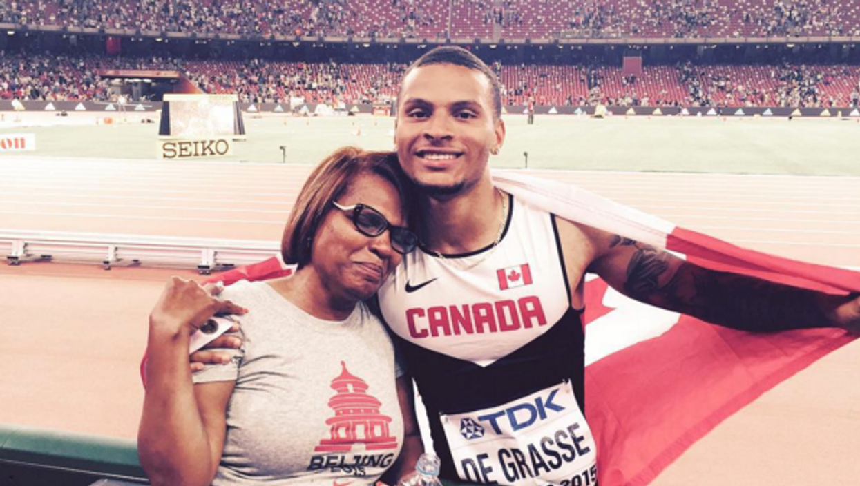 13 Things You Need To Know About Scarborough Olympic Medalist Andre De Grasse