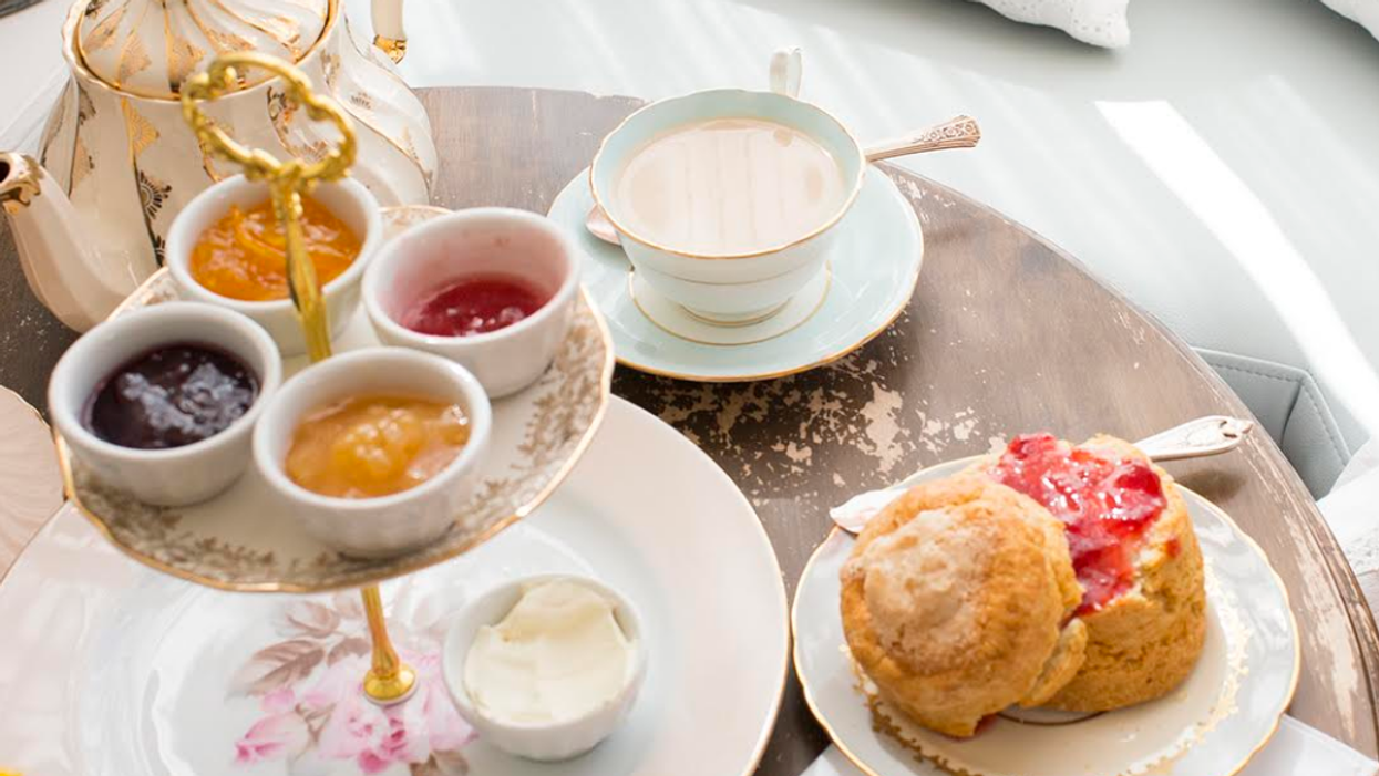 11 Cute Places To Take Your BFF For High Tea In Toronto