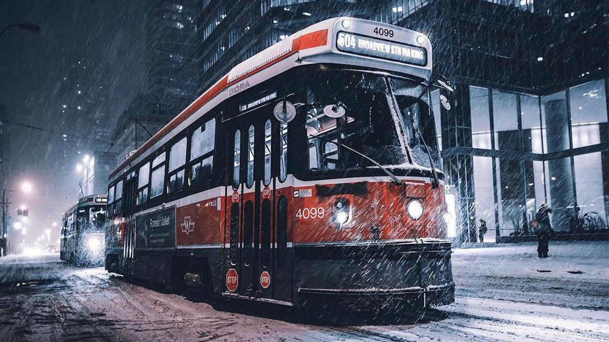 Watch Out Toronto, This Winter Is Going To Be Ridiculously Cold