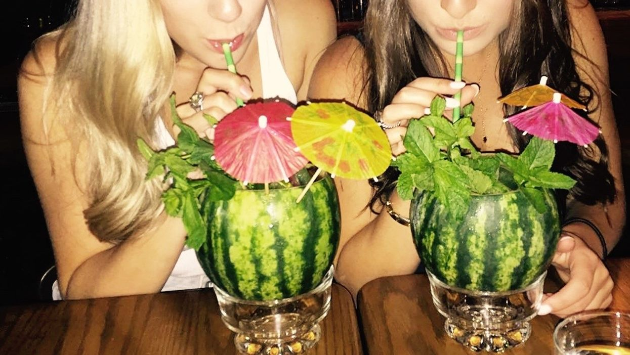 8 Big Ass Drinks You Need To Try In Toronto