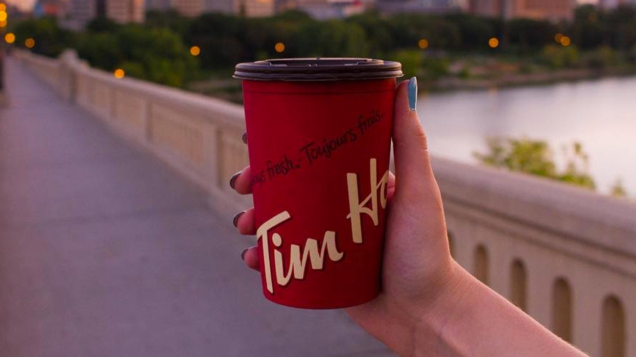 Tim Hortons Is Expanding To The UK And It's Just The Start Of Canada's World Takeover