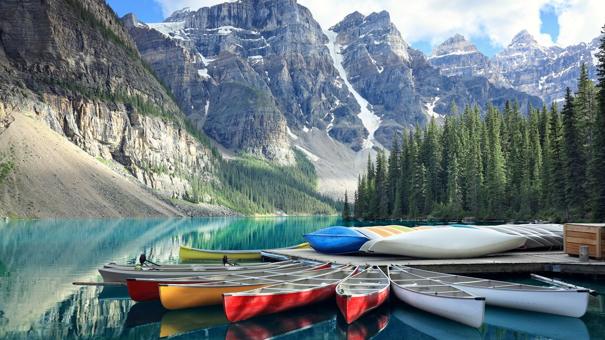 20 Insane Travel Locations In Canada You Need To Explore If You're Young, Broke, And Restless