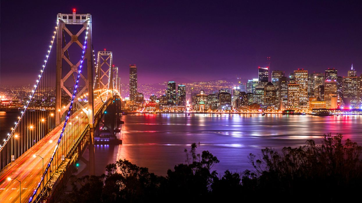 You Can Now Fly To San Francisco From Toronto For $300 Round Trip