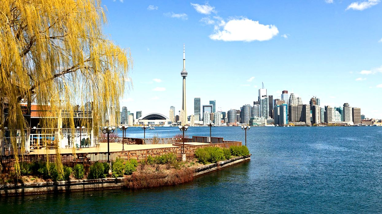 Toronto Is Ranked The 3rd Best City To Live And Work In