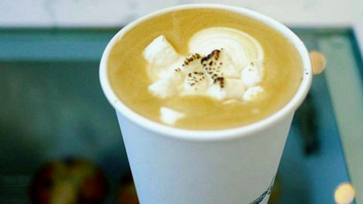 A New Coffee Shop Is Serving S'More Lattes In Toronto