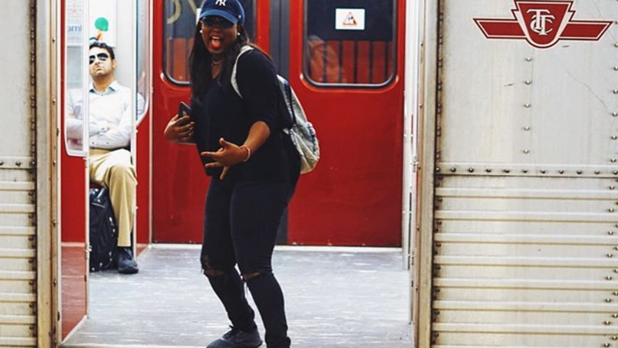 12 Types Of People You Will Ride The TTC With