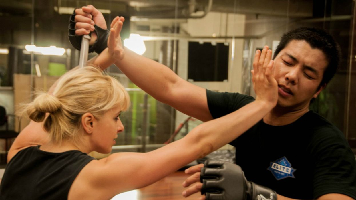 """Toronto Is Opening Its First-Ever """"Krav Maga"""" Gym In The 401 Area"""