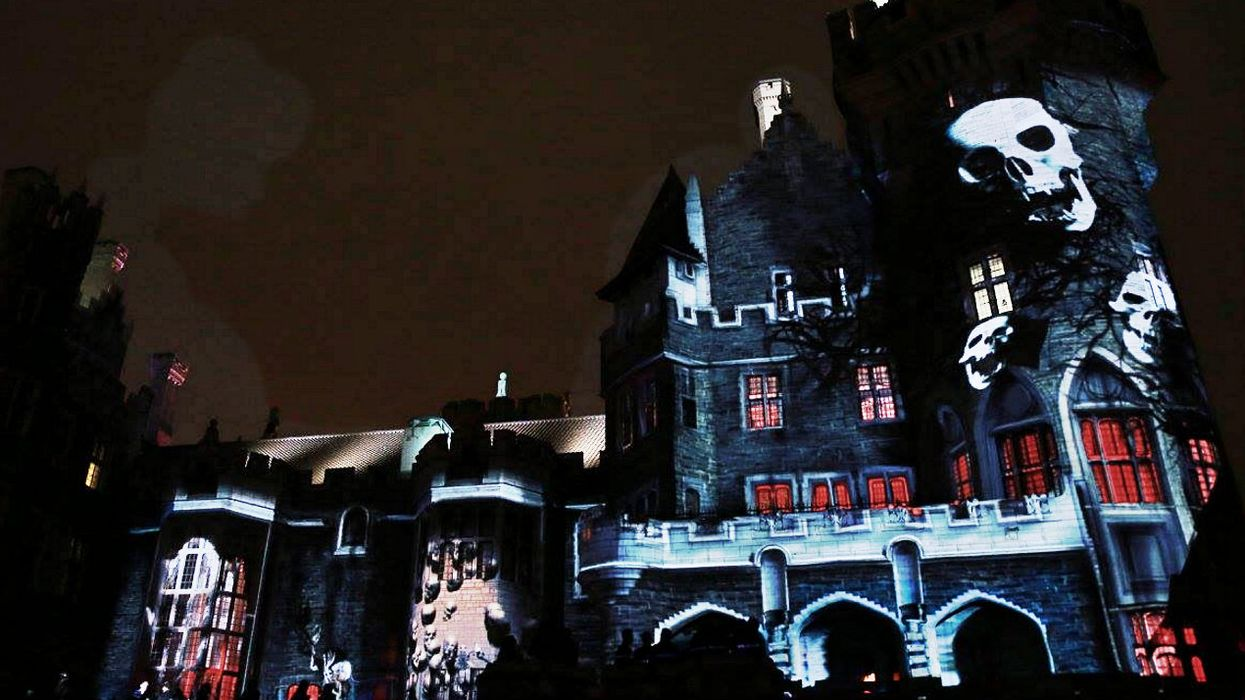Casa Loma Will Be Turning Into Toronto's Biggest Haunted House This October
