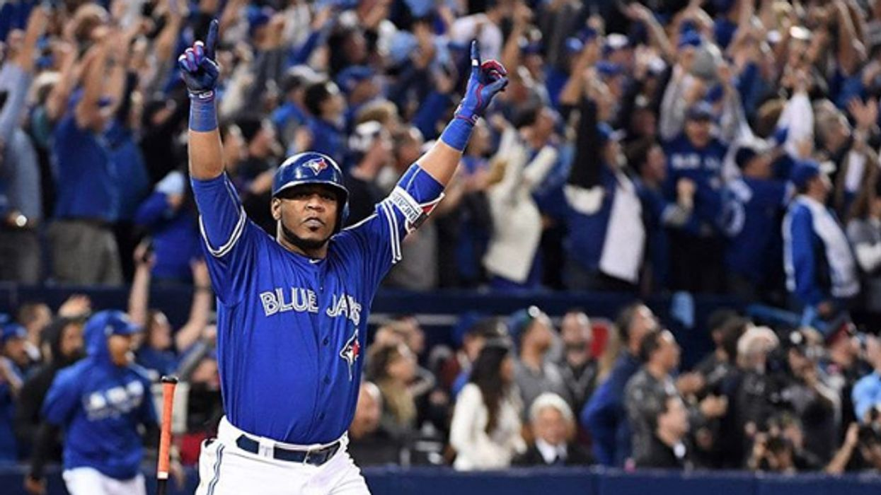 The Toronto Blue Jays Win Big Against The Baltimore Orioles In An Epic Wild Card Game